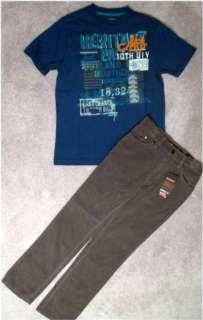 NWT New Boys Fall Winter Trendy Outfit 12 Arizona Tony Hawk 55.99