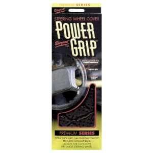 40011 Premium Series Power Grip Steering Wheel Cover Automotive