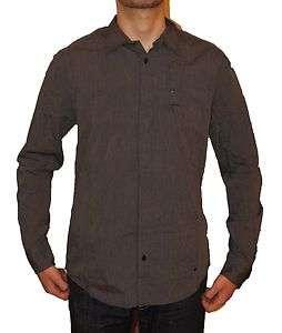 Star Raw Barter Stripe Check Hemd Herren Shirt, XL, NEU