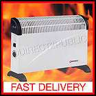 2000w portable electric thermostat convector heater win brand new in