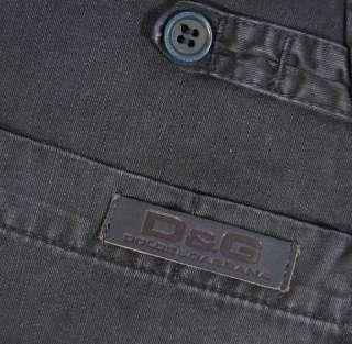 DOLCE GABBANA° Freizeit Hose Jeans Chino Pants D&G NEU