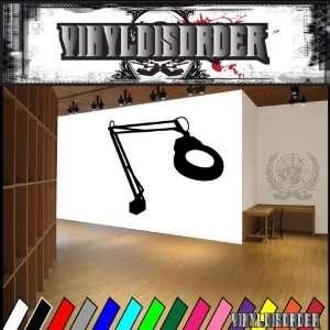 Tools magnifier NS001 Vinyl Decal Wall Art Sticker Mural