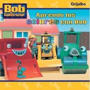 Aprendo Los Colores Con Bob (Spanish Edition