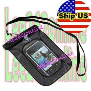 Diving Waterproof Case Bag For Mobile Phone iPod iPhone