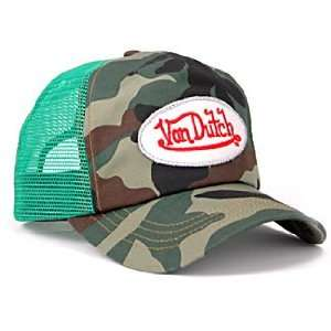 Von Dutch   Truckers Cap