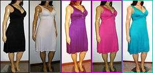 & Flirty Twist Front Dress Sz 1X  14/16 2X   16/18 3X   20/22