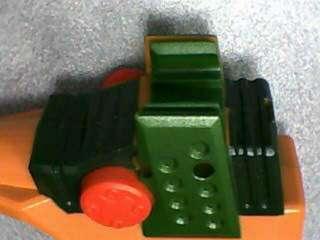 , INC. HASBRO TIGER ELECTRONICS LAZER TAG GUN SCOPE SIGHT~WORKS~USED