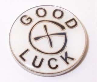 20 (Twenty) Lucky Symbol micro geocoins geotokens token