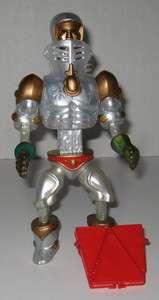 1986 MOTU Complete Mattel He Man Masters of The Universe Extendor