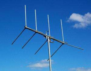 GIZMOTCHY 2 METER 4 ELEMENT 5000W BEAM ANTENNA