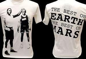 SPIKE LEE Mars BlackMon vs Michael Jordan T Shirt Air S