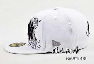 BH White NaY Hip hop Baseball Cap Hat chapeau MultiSize