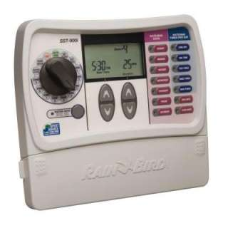 Rain Bird SST Series 9 Zone Automatic Sprinkler Timer SST900I at The