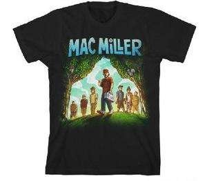 MAC MILLER Forest S M L XL XXL t tee Shirt NEW Licensed Rap Hip Hop