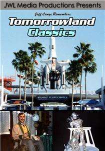 Walt Disney World Tomorrowland DVD Carousel of Progress PeopleMover