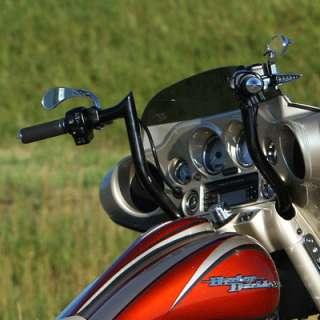Paul Yaffe MBB 12 B 12 Monkey Bagger Bar for Harley FLHT/FLHX