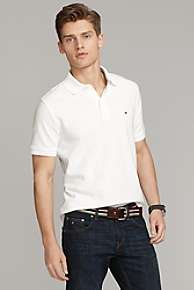 NWT TOMMY HILFIGER GOLF POLO SHIRT 3 COLORS ALL SIZES