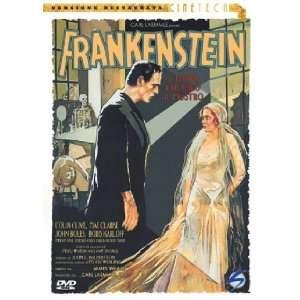 Frankenstein (1931)  Boris Karloff, Colin Clive, James
