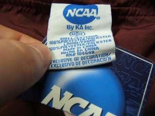 NCAA Texas A&M Aggies pullover jacket Mens M maroon NWT