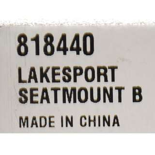 Universal Swivel Boat Seat Mount Boat Accessories Seat Parts Bass