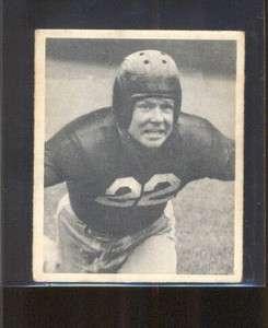 1948 BOWMAN #10 CHRIS IVERSEN N Y GIANTS EX 19436