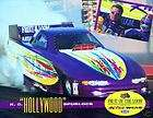 OF TONY PEDREGONS K LOVE FUNNY CAR DRAG RACING HANDOUT