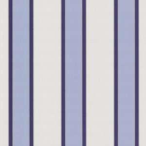 Vlies Tapete Flair Creme Violett Blau Streifen 2013