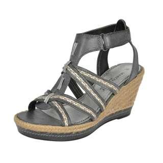 Marco Tozzi Damen Schuhe Sandaletten Sandalen Keilabsatz Wedge Pumps