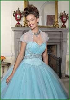 Bride WeddingDress/ Bridesmaid/ Prom Gown Size*Custom