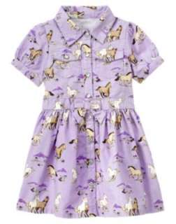 Gymboree Bee Puppy Safari Pony Girl Dress outfits 6 12