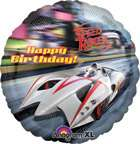 SPEED RACER HAPPY BIRTHDAY~CAR~MACH 5 ~RACER X