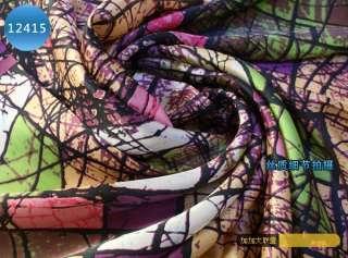 Big Style Head Scarves Purple Silk Square Scarf Shawl Women Wrap SX108