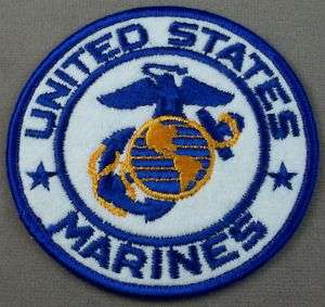 United States Marine Corps Patch Eagle Globe & Anchor