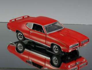 Danbury Mint Die cast car 1969 Pontiac GTO Judge |