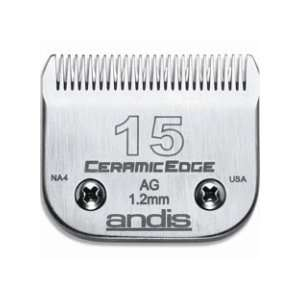 Andis Company Equine 64255 Ceramic Edge Blade #15: Pet
