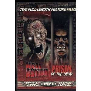 Hell Asylum / Prison of the Dead   Double Feature: Movies