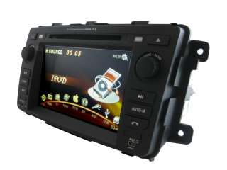 AUTORADIO MONITOR,NAVIGATORE GPS MAZDA CX7 DA ITALIA