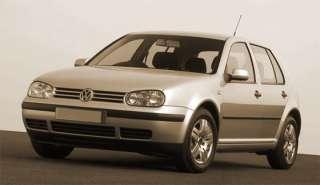 VW Golf 4 TDI 96 04 right blue wing heated mirror glass
