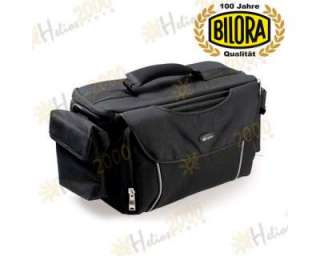 BILORA Borsa Foto e Video DigiStar 4072 per Canon Nikon Sony Olympus