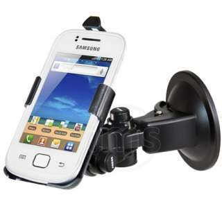 Magic Store   PREMIUM CAR HOLDER CHARGER FOR SAMSUNG GALAXY GIO S5660