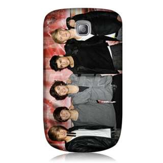 Direction 1D British Boy Band Back Case for Samsung Galaxy Mini S5570