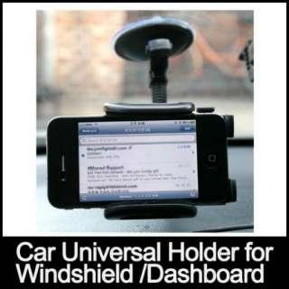 Car UNIVERSAL HOLDER Windshield Dash PHONE PDA GPS NEW