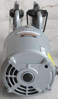 Emerson SA55JXGTD 4144 Vacuum Pump 1/6 HP