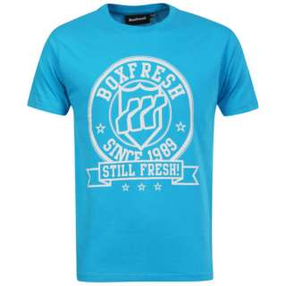 Boxfresh Mens T Shirts   Various Styles   11 Colours
