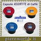300 capsule di CAFFE LAVAZZA BLUE BLU a vostra scelta