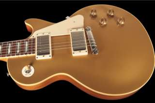 2012 GIBSON LES PAUL 1955 CUSTOM SHOP 55 HISTORIC R5 GLOSS ~ GOLDTOP