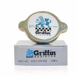 Griffin KM 60 Radiator Cap Automotive