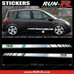 Sticker Renault Sport   Twingo Clio Megane Laguna RE32C