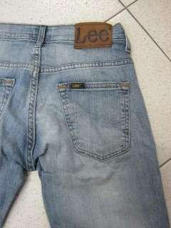 LEE   Jeans uomo azzurro elasticizzato tg. 42 Mod. Knox Zip (art. 2094