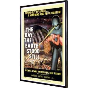 Day The Earth Stood Still, The 11x17 Framed Poster